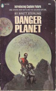 Danger Planet front