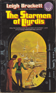 The Starmen of Llyrdis front