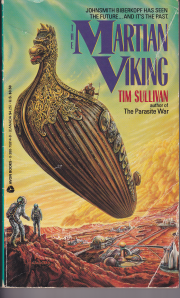 Martian Viking front