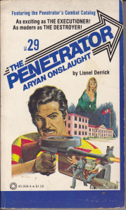 The Penetrator #29: Aryan Onslaught