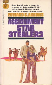 Assignment Star Stealers front