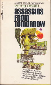 Assassins from Tomorrow front