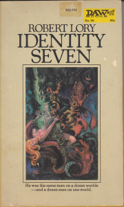 Identity Seven front