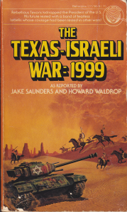 The Texas-Israeli War 1999 front