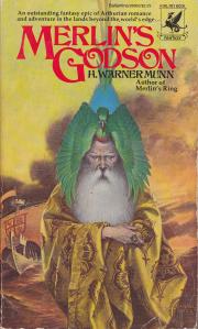 Merlin's Godson front