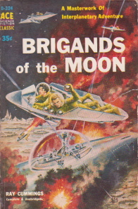 Brigands of the Moon front