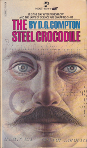 The Steel Crocodile front