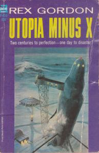 Utopia Minus X front