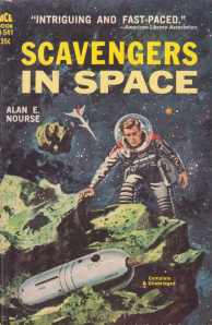 Scavengers in Space front