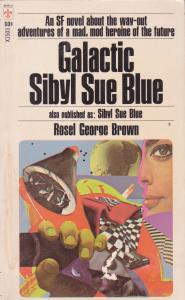 Galactic Sibyl Sue Blue