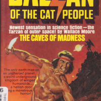Balzan of the Cat People #2: The Caves of Madness
