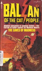 Balzan of the Cat People 2