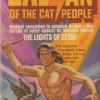 Balzan of the Cat People #3: The Lights of Zetar