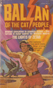 Balzan of the Cat People III