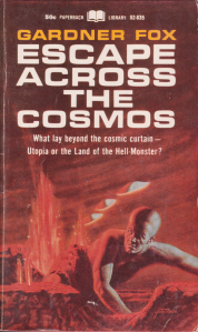 Escape Across the Cosmos