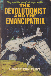 The Devolutionist and the Emancipatrix front
