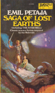 Saga of Lost Earths