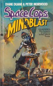 SpaceCops MindBlast