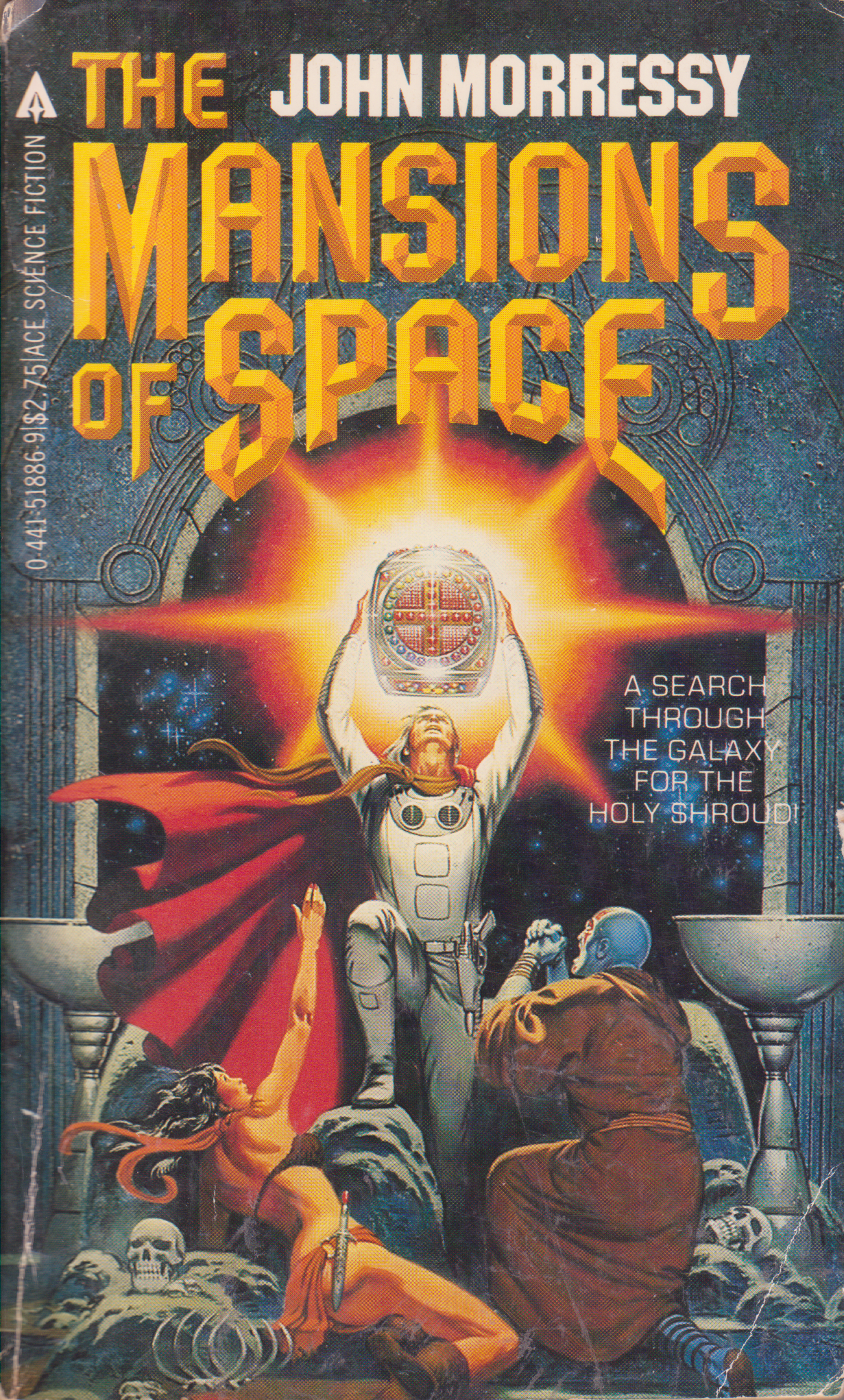 The Mansions of Space – Schlock Value