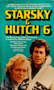 Starsky and Hutch #6: The Psychic