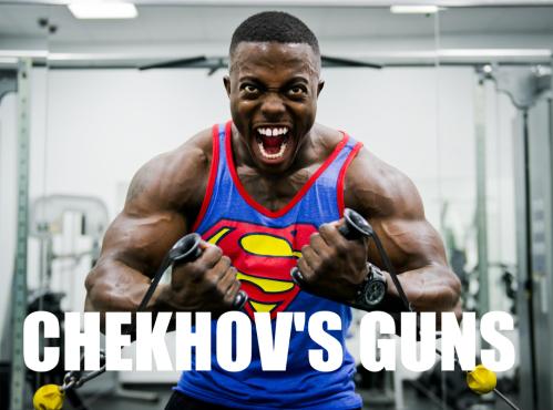chekhov's guns