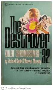 The Destroyer #32: Killer Chromosomes